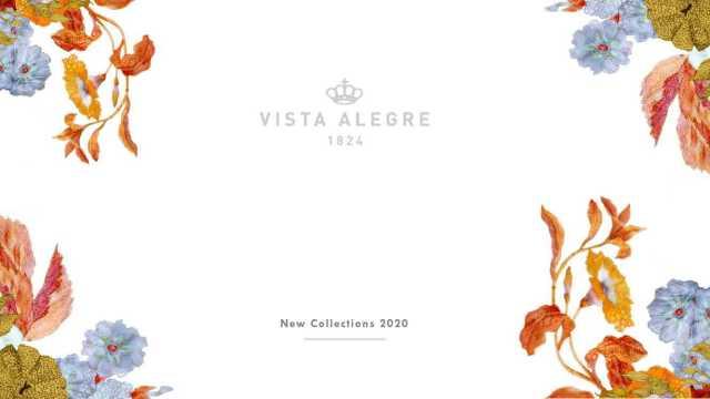 4 Vista Alegre New 2020 cover